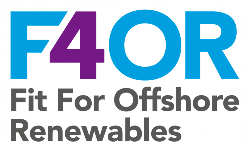 Our inclusion in the new Fit 4 Offshore Renewables (F4OR) pilot programme image